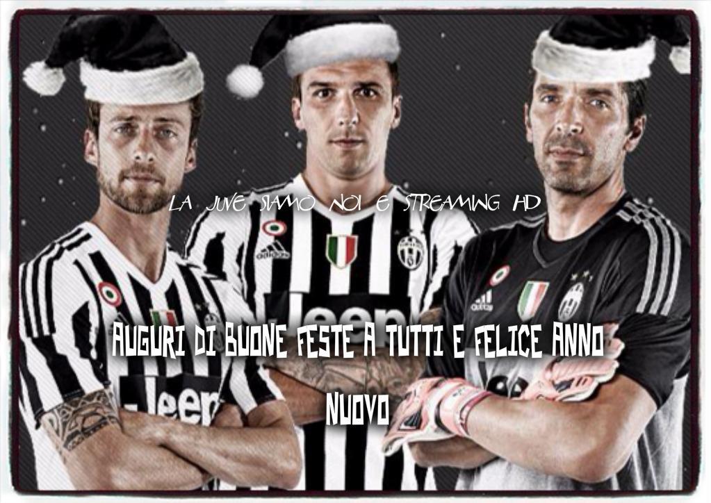 Auguri Di Buon Natale Juve.Auguri Fratelli Bianconeri La Juventus Gioca Anche Contro Allegri